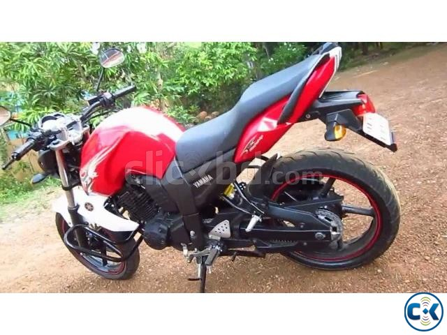 FZS 153cc Duel Pickup red n white ontest urgent | ClickBD large image 3