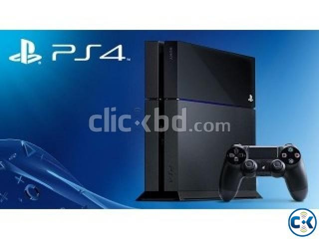 PS4 Console Brand New Best price in BD | ClickBD large image 0