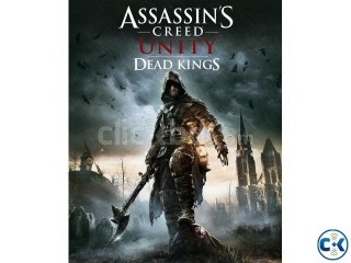 Assassin s creed unity with Dead king DLc Far cry 4