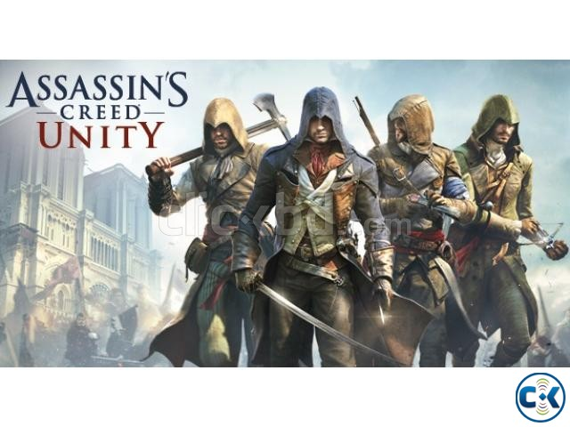 Assassin s creed unity with Dead king DLc Far cry 4 | ClickBD large image 1
