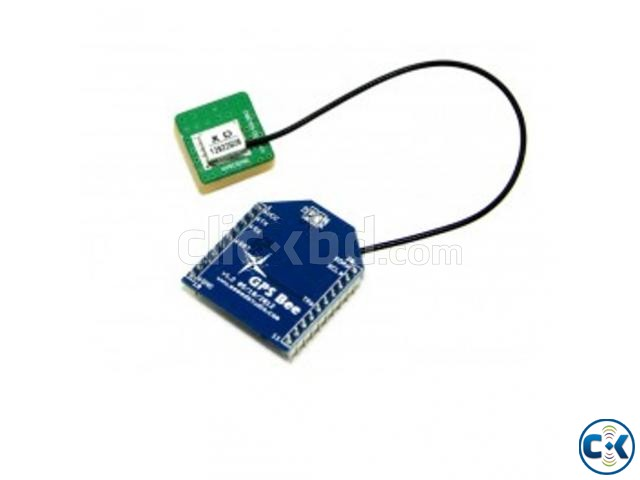 GPS Bee kit with Mini Embedded Antenna  | ClickBD large image 0