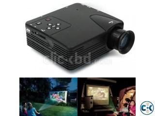 Mini Home Cinema Theater Multimedia LED Projector