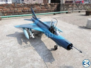MODEL AIRCRAFT F-7BG