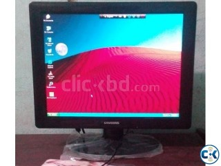Fresh Lcd Monitor With Tv Card and Speaker