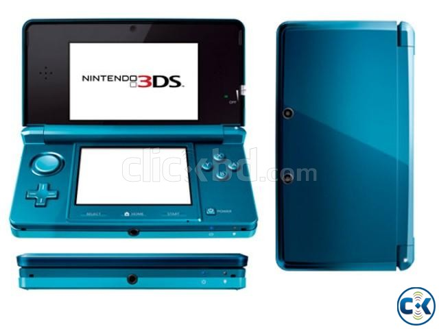 Nintendo 3DS.New Fresh condition | ClickBD large image 0