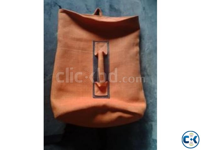 Jute non woven bags | ClickBD large image 3
