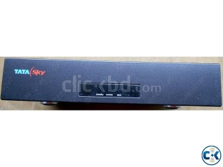 Tata Sky SD set Topbox