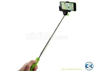 Extendable handheld selfie stick for iphone