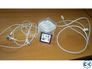 ipod nano full box with watch belt