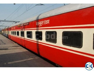 Book Indian Rail Ticket from BD with lowest price guaranteed