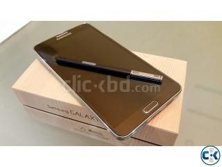 Samsung Galaxy Note 3 GOLD 4G LTE KORIA FULL BOX