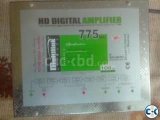 HD Digital Amplifier