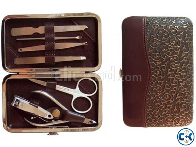FASHIONABLE ESSENTIAL MANICURE SET DHAKA BD | ClickBD large image 3