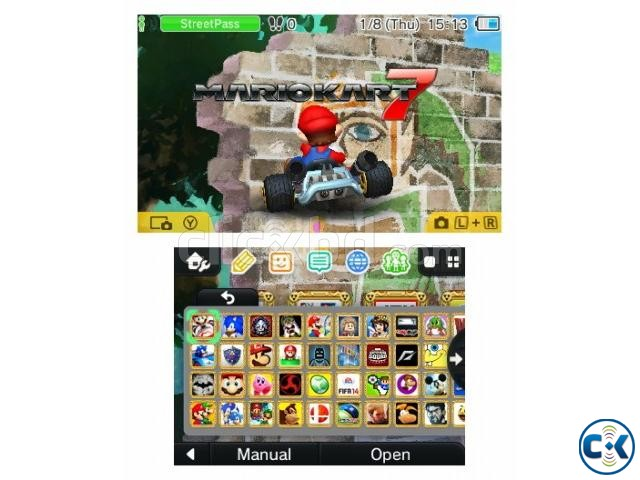 how to play games from sd card on 3ds