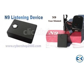 Mini N9 GSM Bug Phone Voice Detector Monitor SIM SMS Control
