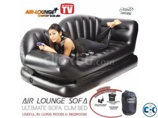 Air lounge sofa bed