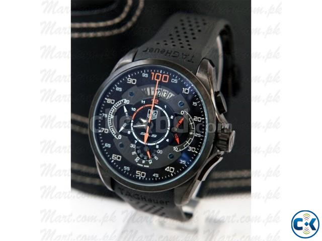 Tag heuer grand carrera mercedes benz sls watch clickbd for Tag heuer mercedes benz sls amazon