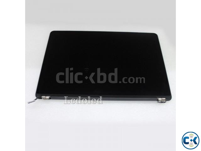 Original 13 Full LCD LED Screen Assembly For Apple MacBook | ClickBD large image 1