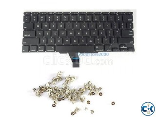 Macbook Air 11 A1370 US Layout Keyboard 2010 Year