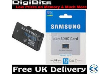 4 gb intac memory card