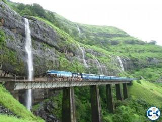 Indian Railway Ticket