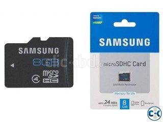 Samsung 2GB 4GB 8GB 16GB 32GB Micro SD Memory Cards With