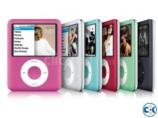 iPod MP3 MP4 Player Replica 4GB New