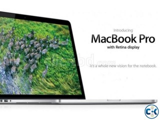 Macbook pro 13 Retina 2014 Latest 256GB 8GB RAM