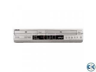 TOSHIBA DVD + VCR 2IN ON PLAYER FOR SELL...