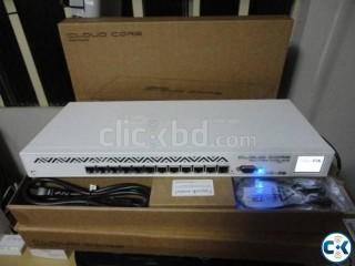 Mikrotik Router CCR1036-8G-2S EM