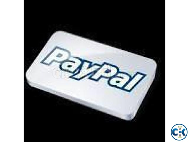 PayPal verification service in dhaka | ClickBD large image 0