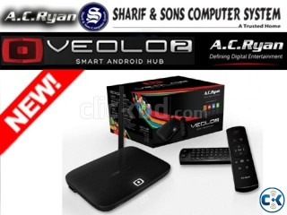 A.C Ryan-VEOLO2 Smart FullHD MediaPlayer-Android-Worlds No.1
