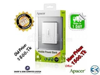 Apacer Power Bank B110 4400mAh DISCOUNT