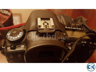 Canon 7D with 18-55 lens