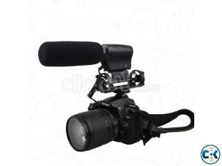 Camera sound boom