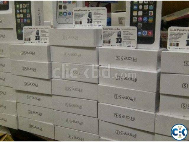 FS Unlocked Brand New Apple iPhone 5S 32GB Samsung Galaxy | ClickBD large image 0