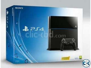 PS4 Console Brand New Best price in BD Stock Ltd