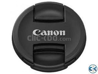 Canon E-58II Lens Cap for 58mm Thread