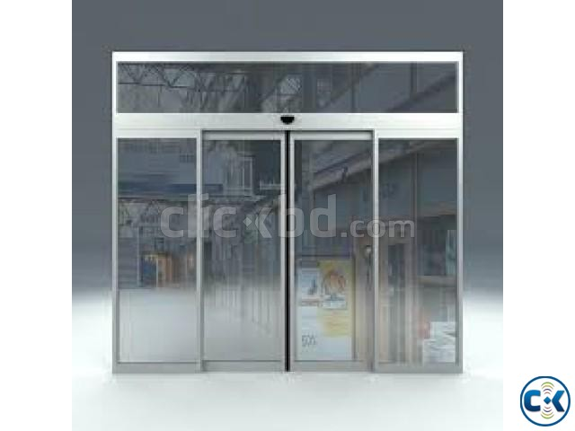 Automatic glass sliding door auto sliding glass door in bd for Motorized sliding glass door