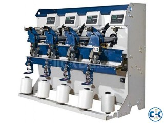 Sewing thread speed conning machine