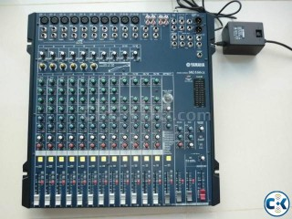 16Channel Yamaha Mixing Console MG166CX