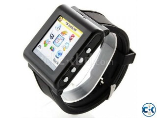 Watch With Mobile MP3 MP4