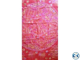 NAKSHI BED SHEET wit Pillow cover