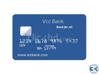 VCCBANK Virtual credit card