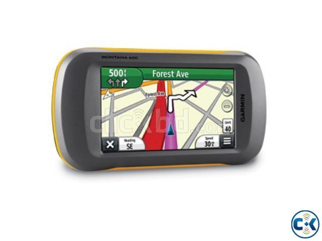 Garmin Montana 600 Worlwide handheld GPS | ClickBD large image 0