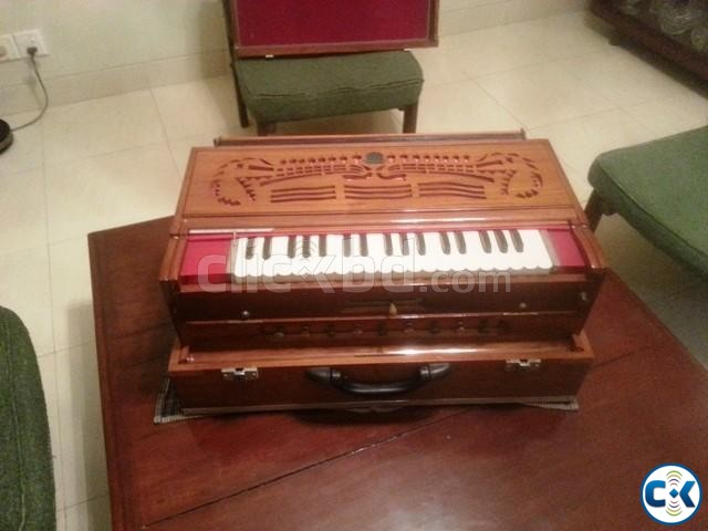 Harmonium Indian | ClickBD large image 0