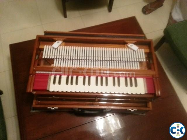 Harmonium Indian | ClickBD large image 2