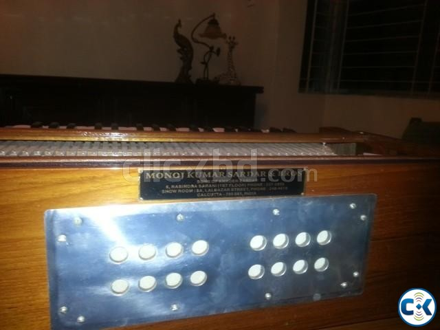 Harmonium Indian | ClickBD large image 4
