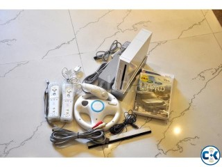 Nintendo Wii for Sale from UK. BDTK 11000.