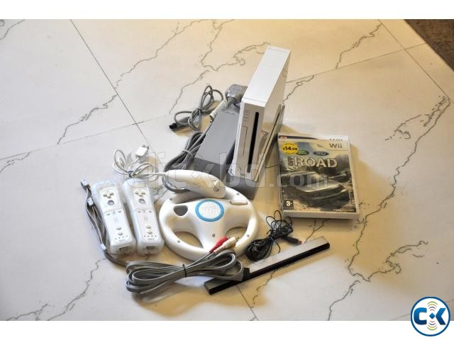 Nintendo Wii for Sale from UK. BDTK 11000. | ClickBD large image 1